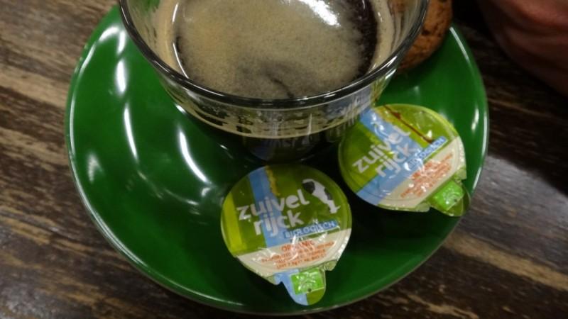 Hier ist ein Bild einer Kaffeetasse zu sehen. Wichtigstes Arbeitsmaterial eines Barcamper/ einer Barcamperins. :D