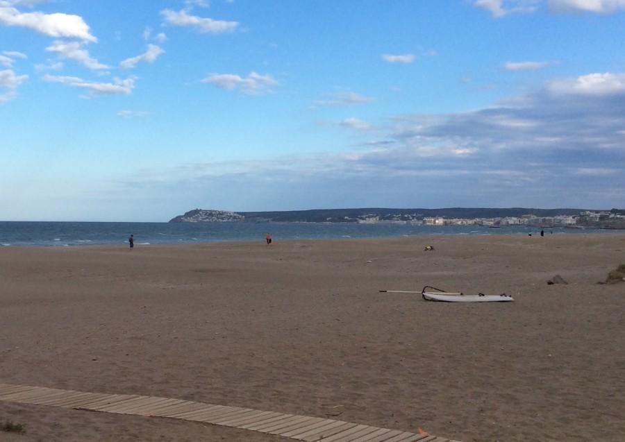 Hier ist ein schöner Ausblick zu sehen. Derzeit mein eigener, denn ich lade diesen Blogpost aus dem Urlaub an der Costa Brava hoch. Und auch der Ausblick auf unser nächstes Barcamp Treffen stimmt mich fröhlich