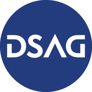 Logo der deutschsorachigen SAP Anwendergruppe