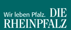 Logo der Zeitung Rheinpfalz