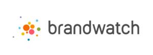 Logo der Firma Brandwatch