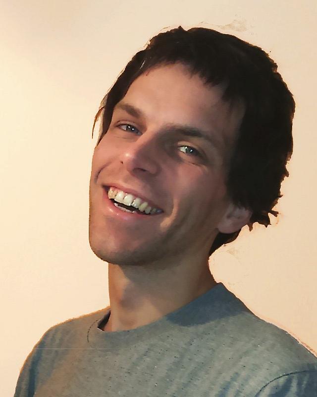 Porttrait von Jens