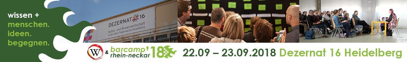 Barcamp Rhein-Neckar