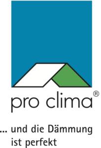 Logo der Firma pro clima