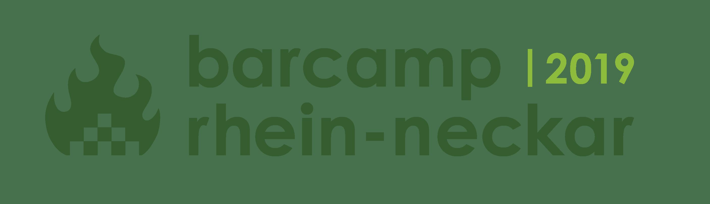 Logo Barcamp Rhein-Neckar 2019