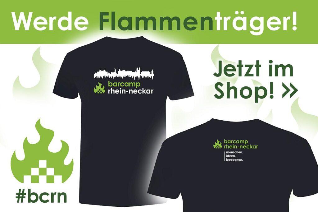 Bild der T-Shirts mit dem Design 2019