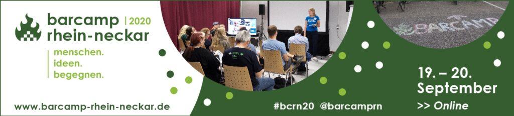 Banner Pressemitteilung für das Rhein-Neckar-Camp 2020