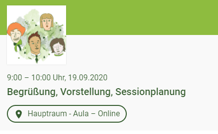 Anleitung Venueless Barcamp Rhein-Neckar